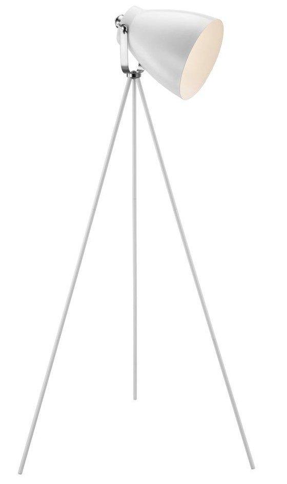 LAMPA PODŁOGOWA NA STATYWIE NORDLUX LARGO 46704001 BIAŁA