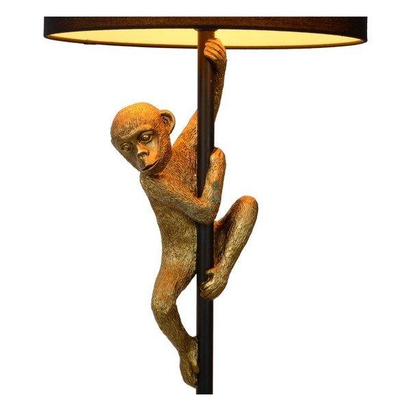 DESIGNERSKA LAMPA PODŁOGOWA LUCIDE EXTRAVAGANZA CHIMP 10702/81/30