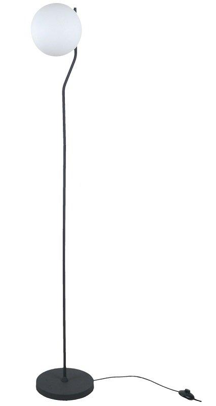 ITALUX CARIMI LAMPA PODŁOGOWA NOWOCZESNA FL-3300-1-BK