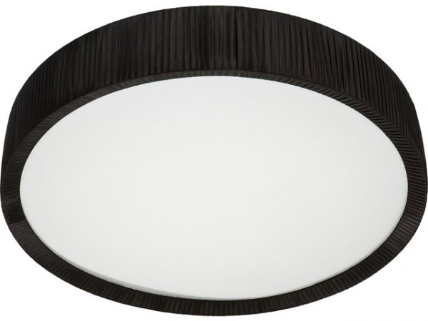 LAMPA SUFITOWA PLAFON ALEHANDRO 5287 BLACK 100 NOWODVORSKI