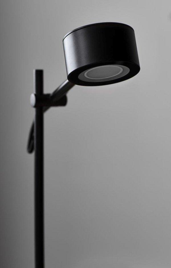 LAMPKA STOŁOWA BIURKOWA CLYDE NORDLUX LED LOFT INDUSTRIAL CZARNA
