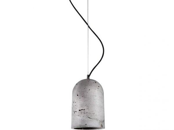 OPRAWA LAMPA WISZĄCA NOWODVORSKI LAVA 6855 BETON SZARA LOFT