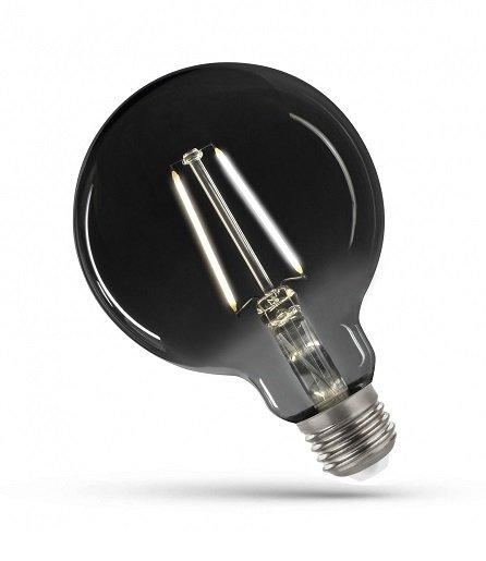 ŻARÓWKA LED GLOB G125 E-27 230V 4.5W COG NW MODERNSHINE SPECTRUM EDISON
