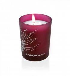 Phyo - aromatic candle/Fito-zapachowa świeczka. Rytuał z wysp Jawa
