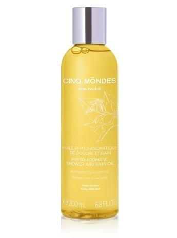 Phyto - aromatic shower&bath oil / Fito-zapachowe olejki pod prysznic. Rytuał z Syjamu