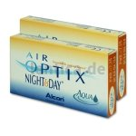 Air optix Aqua Night&Day 2 x 3 Stck.