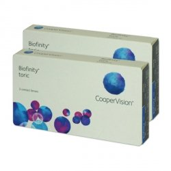 Biofinity Toric 2x6 Stck. Cooper Vision