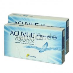 Acuvue oasys with Hydraclear Plus , 2 x 6 Stck.