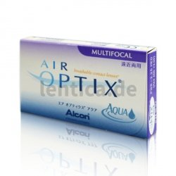 Air optix aqua multifocal 1 x 6 Stck.