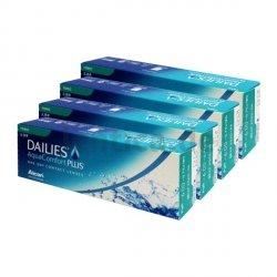 Alcon Dailies AquaComfort Plus Toric (4 x 30 Stk.)