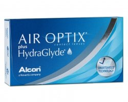 Air Optix Plus Hydraglyde ( 2 x 6 Stk.) Alcon