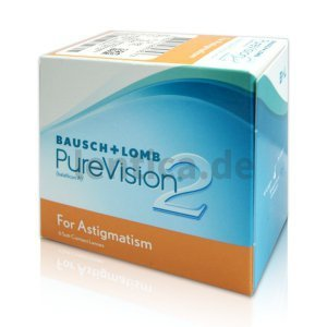 PureVision 2HD for Astigmatism 1 x 6 Stck.