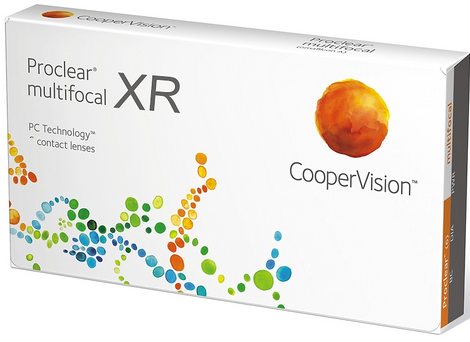 Proclear multifocal XR 2 x 6 Stck.