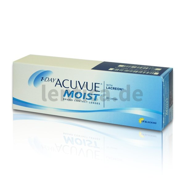 1-Day Acuvue Moist , 1 x 30 Stck.