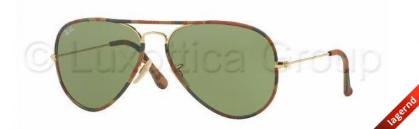 Ray-Ban RB 3025JM 168/4F AVIATOR FULL COLOR 58-14