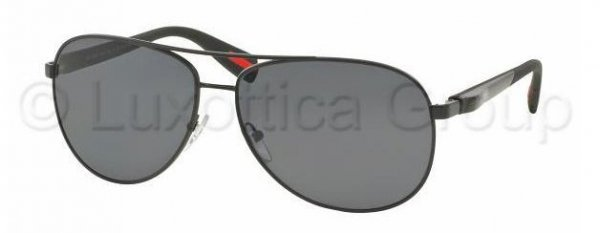 Prada PS 51OS 1BO5Z1 Polarized 62