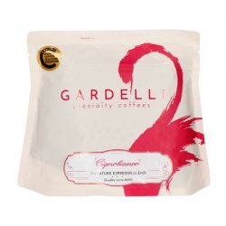 Gardelli Specialty Coffees - Cignobianco Espresso Blend 250g