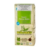 Kraus Organic - Pure Leaf and Fair Trade - yerba mate 500g