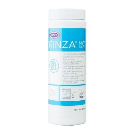 Urnex Rinza Tablets - Tabletki do czyszczenia spieniacza - 120 sztuk