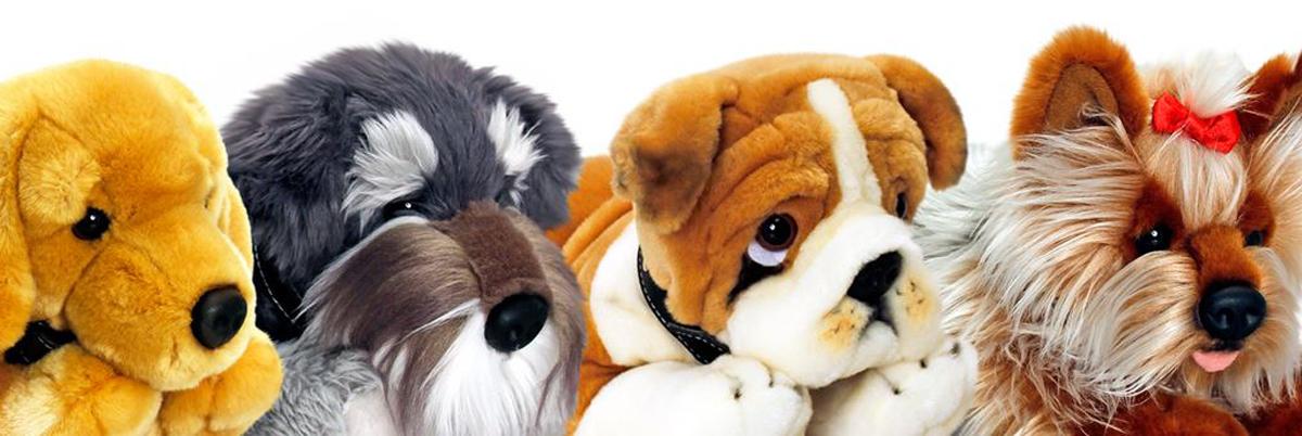 Realistyczne maskotki z dużymi oczami dla dzieci | Pluszaki na każdą okazję | Sklep z maskotkami Peluche