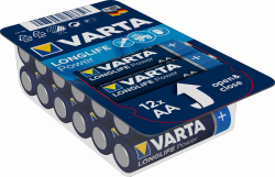 Bateria AA / LR6 Varta Longlife Power 4906 (High Energy) - 12 sztuk