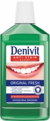 DENIVIT Płyn Do Płukania Ust Original Fresh Whitening 500ml