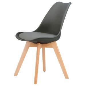 Zestaw 4 krzeseł  z poduszką 4szt.