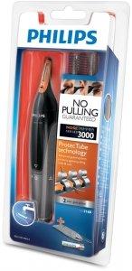 Trymer do nosa i uszu Philips NT3160/10 (kolor czarny)