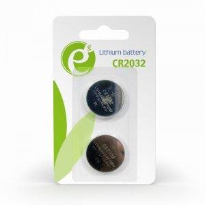 Gembird EG-BA-CR2032-01 bateria do użytku domowego Jednorazowa bateria Lit
