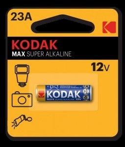 Kodak MAX 23A Jednorazowa bateria Alkaliczny