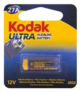 Kodak Ultra 27A Jednorazowa bateria Alkaliczny