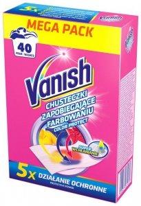 Vanish 5900627061970 środek piorący Uniwersalne Kolor obrońcą