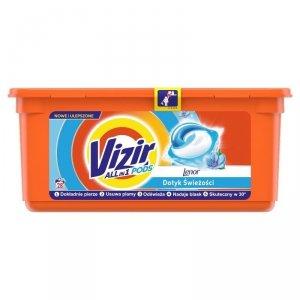VIZIR Touch of Lenor Freshness Kapsułki do prania