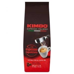 Kimbo Espresso Napoletano Kawa ziarnista 500g