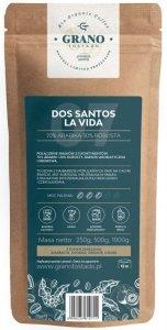 Kawa ziarnista Granotostado DOS SANTOS LA VIDA 1kg