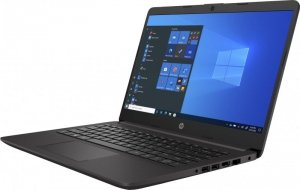 HP 240 G8 DDR4-SDRAM Notebook 35,6 cm (14) 1366 x 768 px Intel® Celeron® 4 GB 500 GB HDD Wi-Fi 5 (802.11ac) Free DOS  Dark