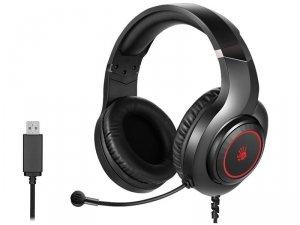 Słuchawki A4Tech BLOODY G220S USB black A4TSLU46784