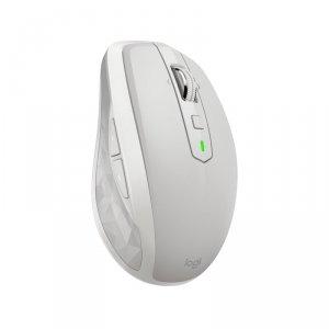Mysz Logitech Anywhere 910-005155 (laserowa; 4000 DPI; kolor szary)