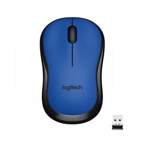 Mysz Logitech M220 910-004879 (optyczna; 1000 DPI; kolor niebieski)