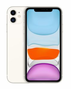 Apple iPhone 11 15,5 cm (6.1) 64 GB Dual SIM Biały