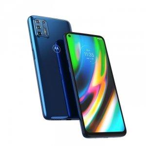 Motorola Moto G9 Plus 4/128GB LTE Navy Blue