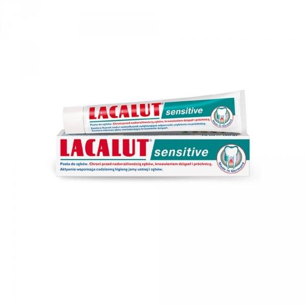 LACALUT Pasta do zębów Sensitive 75 ml