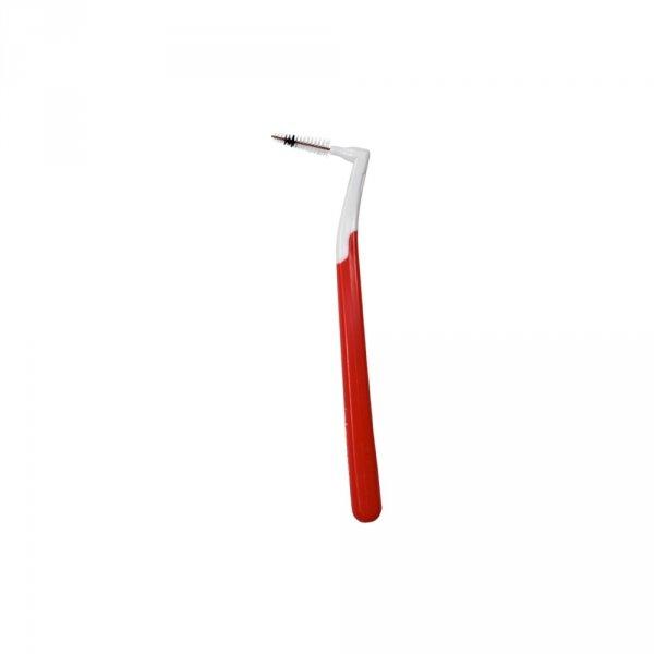 Dentaid Szczoteczka międzyzębowa Interprox® Plus Mini Conical PHD 1,0 1 sztuka | czerwona