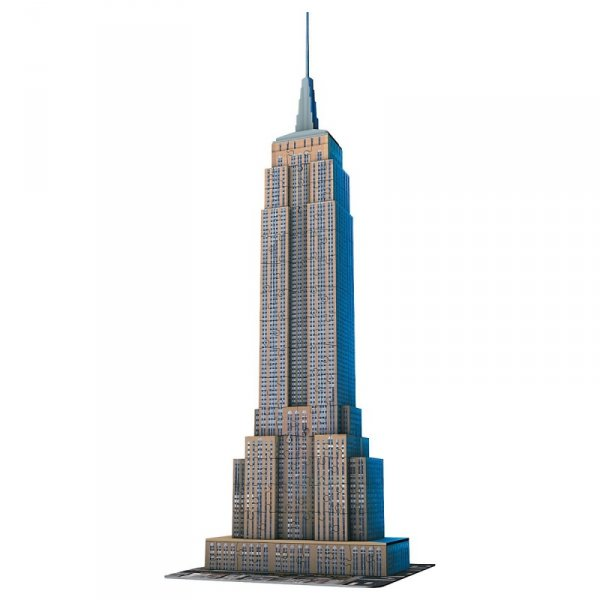 Ravensburger Puzzle 3D 216 el. - EMPIRE STATE BUILDING