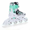 Rolki Raven Profession (white/mint)