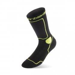 Skarpetki Rollerblade Skate Socks (black/green) 2020