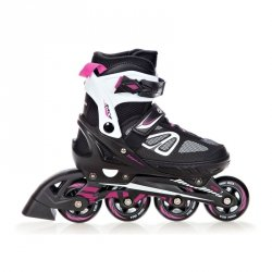 Rolki Raven Advance (black/pink)