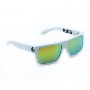Okulary  Neon Ride (white/gold)