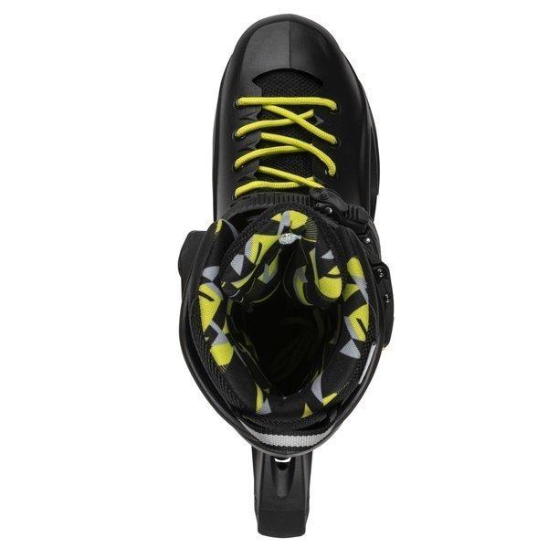 Rolki Rollerblade RB Cruiser (black/neon yellow) 2021