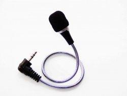 Mikrofon SKYPE GG VOIP jack 29cm laptop